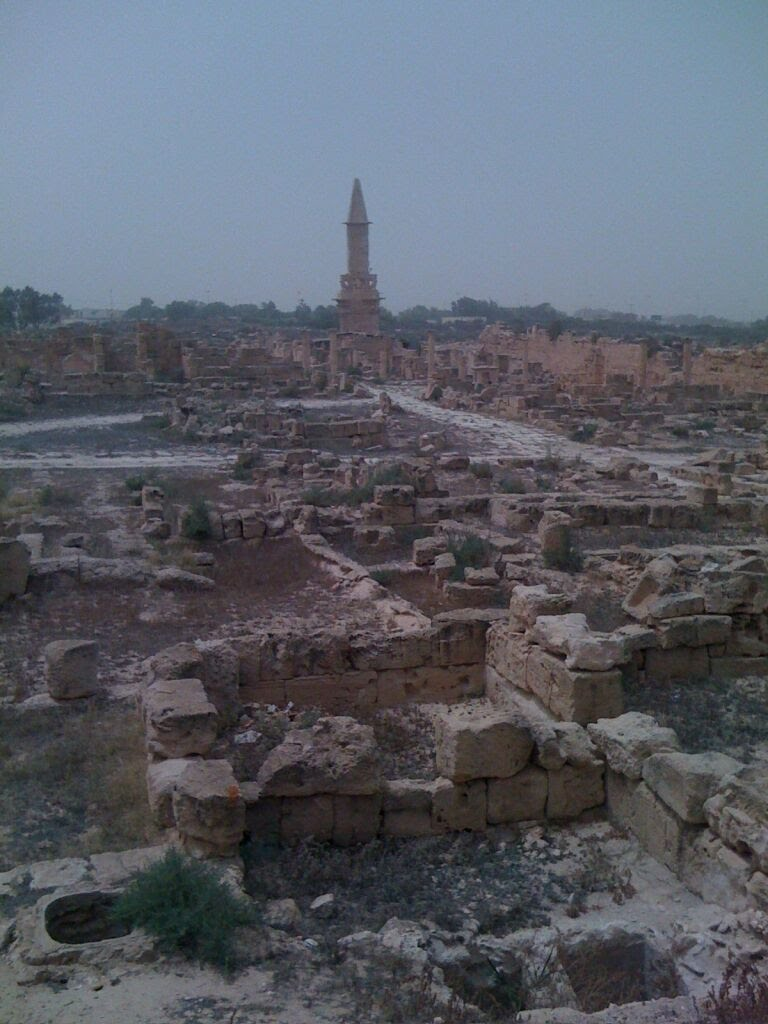 Site archéologique de Sabratha